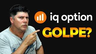 IQ Option Pode Ser GOLPE