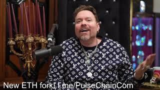 Largest airdrop in history! New Ethereum fork PulseChain w/ girls and Richard Heart. Bitcoin ETH HEX