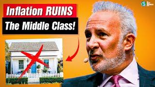 Inflation Ruins The Middle Class: Peter Schiff