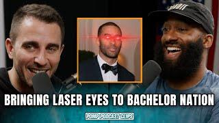 Matt James on Introducing Bitcoin to the Bachelor Fans I Pomp Podcast CLIPS