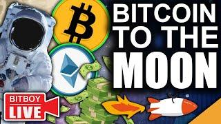 Bitcoin To Rocket To $100k (NFT's Interest Going Parabolic)