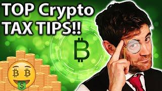 Crypto Tax Tips: ESSENTIAL GUIDE To Save Sats!!