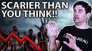 Zombie Companies: Why I'm Really SCARED!!️