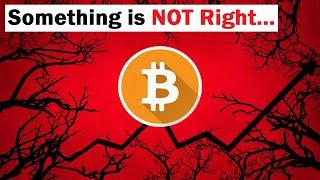 Something is Not Right with This Bitcoin Rally (Warning Signs Flashing)