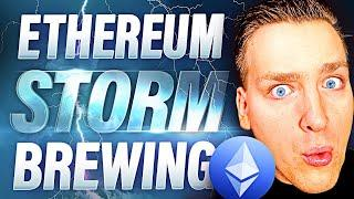 ETHEREUM PRICE DUMPS FAAST!!! [STORM BREWING] Watch before Monday.... IVAN ON TECH ANALYSIS