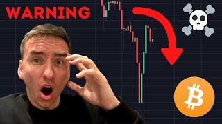 WHAT THE H3&LL JUST HAPPENED TO BITCOIN????????!!!!!!!!!!!!!!!
