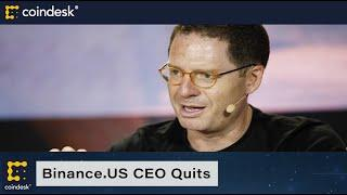 Why Did Binance.US CEO Brian Brooks Quit?