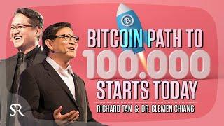 Episode 57: Bitcoin path to $100K starts today :- Work Hard and Buy Bitcoin   Clemen   SR