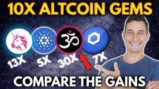 HUGE ALTCOIN 10X SURGE COMING! DEFI IS BACK! Researching 10X Altcoin Gems