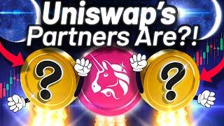 Uniswap v3 Has Partners!? Who!? These (2) ALTCOINs!?