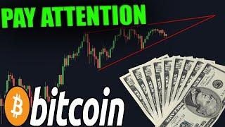 BIG BITCOIN PATTERN FORMING! [Next 3 Weeks Are Huge...]