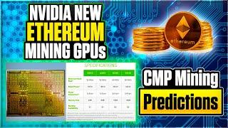 Nvidia's New Crypto Cards (CMP) on Crypto Mining | Crypto Thoughts
