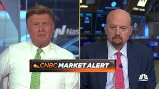 Jim Cramer: Millennials love 'buy now, pay later' and Square is cashing in