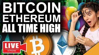 Bitcoin Price Tops $63k All Time High (Ethereum Best Chance at $2500)