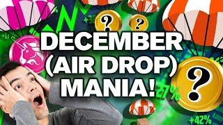 Incoming Airdrops BIGGER than Uniswap!! 1 Right NOW! 2 Soon!!