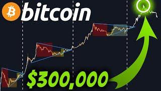 WOW!!! $300,000 Bitcoin In Just 5 Months!