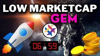 Low Market Cap AltCoin Gem With An 100x POTENTIAL! Crypto Top Pick August 2021! Get Rich with Crypto