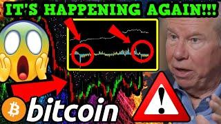 BITCOIN ALERT!!!! ARE YOU PREPARED FOR THIS TO HAPPEN… AGAIN?!!! [watch ASAP]
