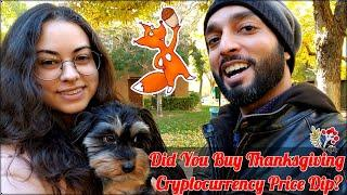 Happy Thanksgiving: Cryptocurrencies Are On SALE! | Regulation Rumors May Harmfully Impact Crypto