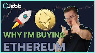 WHY I'M BUYING ETHEREUM BEFORE IT'S TOO LATE!! - THIS ETHEREUM NEWS TELLS ALL!!