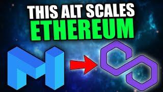 BEST ALTCOIN SCALING ETHEREUM - Polygon (Matic) Review