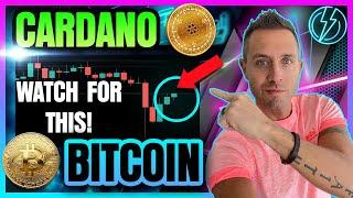 BITCOIN & CARDANO ABOUT TO BREAK FREE?! (Here Is What MUST Happen!)