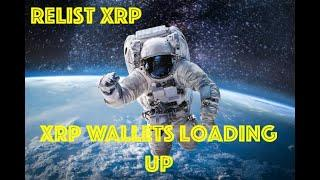 Top XRP Wallets/Exchanges Are Loading Up! XRP Rich List - Ripple Crypto Regulations - #relistXRP