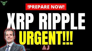 XRP RIPPLE THIS IS A CRITICAL PRICE PREDICTION VIDEO!!! (Watch In 24Hrs)