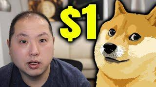 WHY DOGECOIN WILL GO TO $1 DOLLAR AND BEYOND