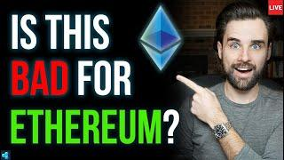 LIVE: Will Everyone Leave ETHEREUM for Binance!?