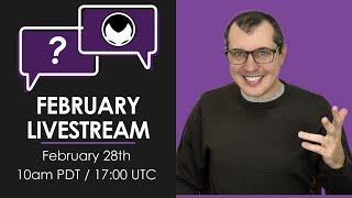 Bitcoin and Open Blockchain Open Topic - February 2021 Livestream aantonop
