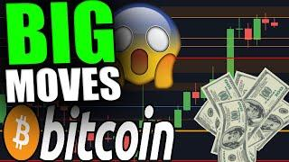 BITCOIN ABOUT TO MAKE A MOVE! [Huge GAINS Ahead...]