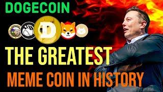 DOGECOIN LATEST NEWS TODAY! PRICE BREAKOUT COMING! GREATEST MEME COIN EVER! #DOGENEWTODAY #SOL #ADA
