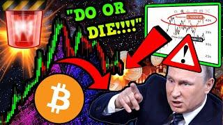 WARNING!!! BITCOIN SHOCKING NEW DATA!!! RUSSIA BAD NEWS!!  [Insane Opportunity]