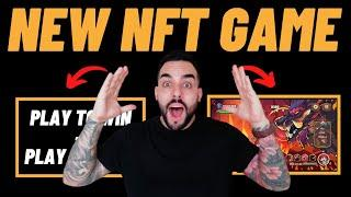 Best New NFT Crypto Game You Can Play To Earn Today