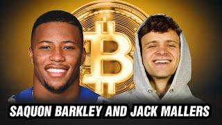 Anthony Pompliano, Jack Mallers & Saquon Barkley Discuss Bitcoin & Inflation.