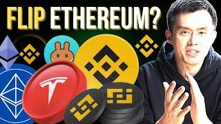 Can Binance Flip Ethereum?