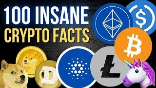 100 Insane Crypto Facts Over The Last 100 Days