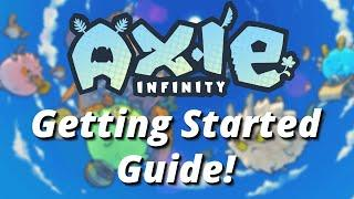 How to Play Axie Infinity Complete Beginners Guide (Axie Infinity Tutorial) | Mobile NFT Crypto Game