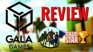 Gala Games Review - Best Blockchain Gaming Company! (Mirandus, Townstar, Crypto Games, Node, NFTs)
