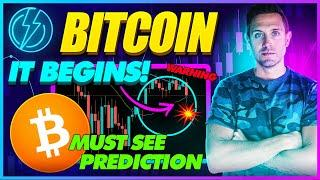 BITCOIN  SETTING UP AN EPIC PHASE TWO OF BULL MARKET! (INSANE BTC PRICE PREDICTION!)