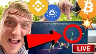 PUMP EMERGENCY THE BRUTAL TRUTH ABOUT BITCOIN & ETHEREUM!!!!!!! [as I predicted..]