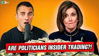 Politicians Are Insider Trading Now?!?