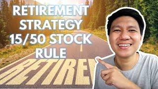 Retirement Planning 15/50 Stock Rule Strategy Modern Investing  | Bonds and Stock Market