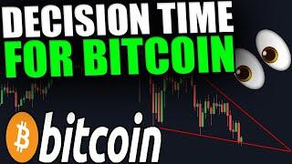 THIS BITCOIN MOVE WILL BE EXPLOSIVE! - [Best Way To Trade For Big $$$...]