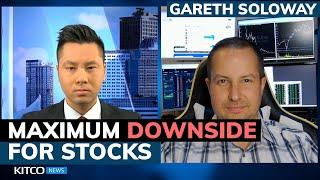25% stock market crash? Crypto winter for 1 year? Neither would be 'shocking' – Gareth Soloway