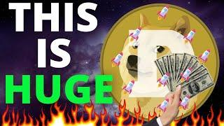 Dogecoin BREAKING OUT NOW! | Dogecoin Price Prediction 2021 | Dogecoin News Today