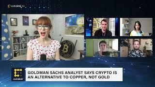 Goldman Sachs Analyst Says Crypto Is an Alternative to Copper, Not Gold | The Hash - CoinDesk TV