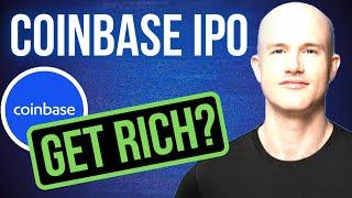 Can Coinbase IPO Make You Rich?