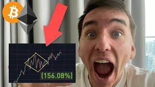 IMPORTANT!!! DON'T TOUCH ANYTHING BEFORE YOU SEE THIS  ETHEREUM & BITCOIN CHART!!!!!!!!!!!!